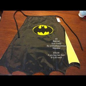 Batman Capes
